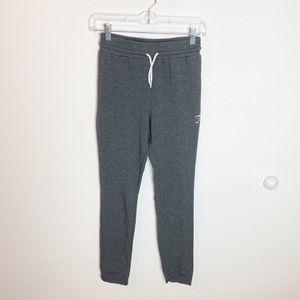 Gymshark Pants - Gymshark grey high rise sweatpants